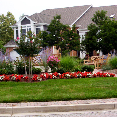 Great curb appeal will attract a higher grade tenant or buyer.